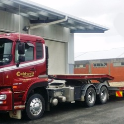 Caldwell Contracting GW26-420 Tractor Unit