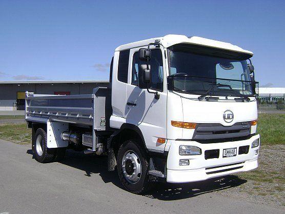 UD TRUCKS MK11-250 Tipper   Commercial Vehicle Centre