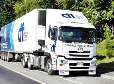 CENTRAL FOODS FREIGHT - ALEXANDRA