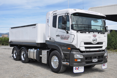 HIAB & TRANSPORT SOLUTIONS LTD - CHRISTCHURCH