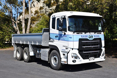 NASH & ROSS CONTRACTORS LTD - DUNEDIN